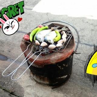 ปลาทูย่างถ่าน - 's |Bangkok