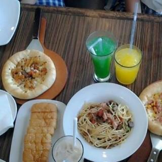 Pizza - Kebon Agung's Pizza Hut (Kebon Agung)|Semarang