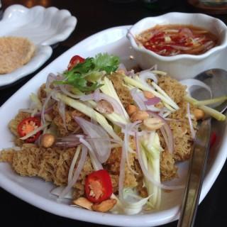 หมี่กรอบ - Pathum Wan's Taling Pling (Pathum Wan)|Bangkok