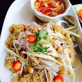 Catfish salad  - Pathum Wan's Taling Pling (Pathum Wan)|Bangkok