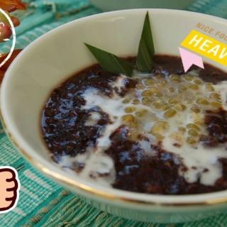 Bubur Kacang Ijo -  dari Warung Burjo Hardrock (A. M. Sangaji) di A. M. Sangaji |Yogyakarta