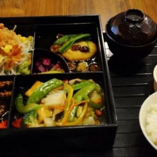 Unagi rice set  - Bugis's Herbivore (Bugis)|Singapore