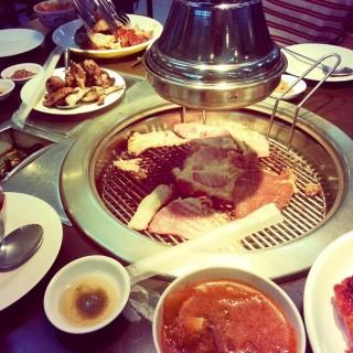 เนือย่าง (กังนัม) - Hua Mak's Gang Nam BBQ (Hua Mak)|Bangkok