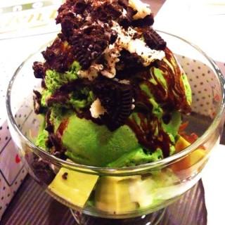 Green Tea Ice Cream - Tomas Morato's Kimono Ken (Tomas Morato)|Metro Manila