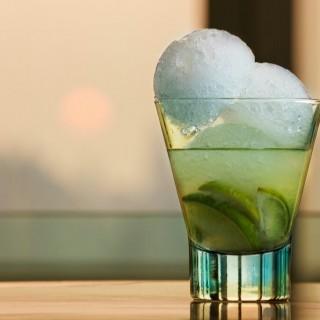 Signature cocktail: Daiquiri - ใน尖沙咀 จากร้านAqua Spirit (尖沙咀)|ฮ่องกง