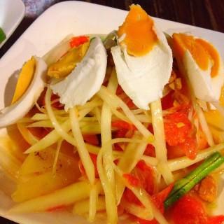 ตำไข่เค็ม - 位于ปทุมวัน的Somtam Nua (ปทุมวัน) | 曼谷