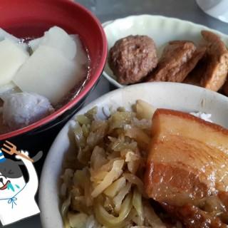 魯肉飯+竹筍排骨湯+獅子頭 -  苓雅區 / 南豐魯肉飯 (苓雅區)|高雄/屏東