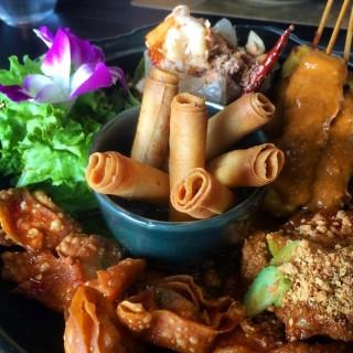 ออเดิร์ฟรวมมิตร - Pathum Wan's Nara Thai Cuisine (นารา) (Pathum Wan)|Bangkok