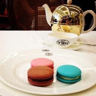 มาการอง - Pathum Wan's TWG Tea Salon & Boutique (Pathum Wan)|Bangkok