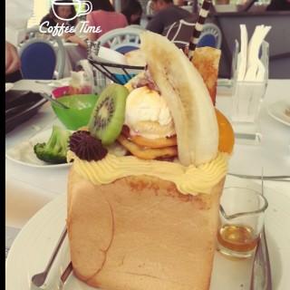水果派對蜜糖吐司 -  dari 川布時尚主題餐廳 (西屯區) di 西屯區 |Taichung