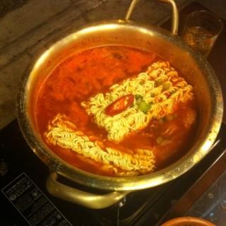 Kimchi Jjigae - 位於Mont Kiara的Hwang Hae Korean Style Lamb BBQ (Mont Kiara) | 雪隆區