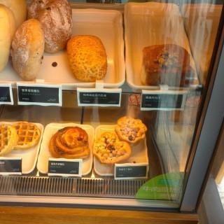 麵包 -  dari Starbucks Coffee (西螺鎮) di 西螺鎮  Yunlin / Chiayi