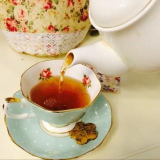 月份花茶 -  dari Matsuri Tearoom (旺角) di 旺角 |Hong Kong