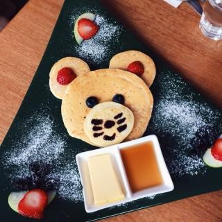 Pancakes - 位于Mont Kiara的Lewisgene (Mont Kiara) | 雪隆区