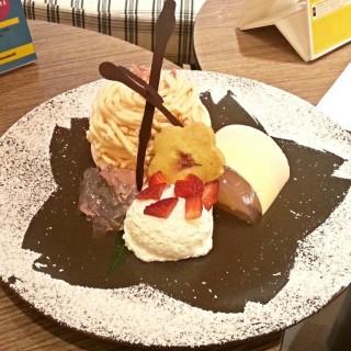 Hanabira - Lum Phi Ni's MORI Dessert Bar (Lum Phi Ni)|Bangkok