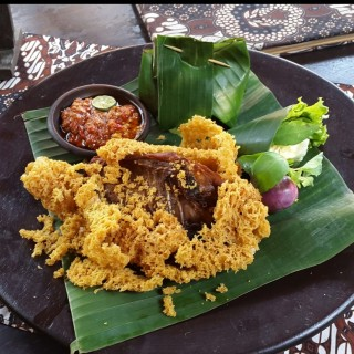 Bebek Goreng Kremes -  dari Taman Indie Riverview Resto (Jawa) di Jawa |Other Cities