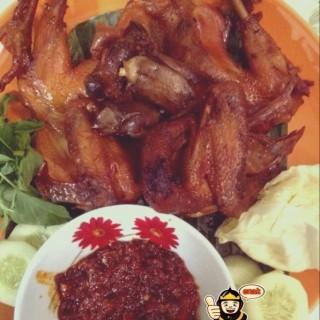 Ayam goreng bacem -  dari Ayam Goreng Code (Yogyakarta Tengah) di Yogyakarta Tengah  Yogyakarta