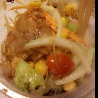 shake salad tuna - Laksda Adisucipto's Pepper Lunch (Laksda Adisucipto)|Yogyakarta