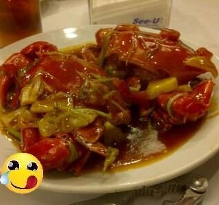 kepiting asam manis - Genteng's D' Cost (Genteng)|Surabaya