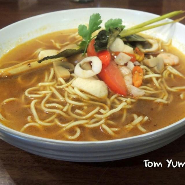 Tom Yum Noodle - Mamak Kitchen - Restaurant - Riau - Bandung