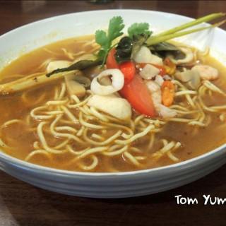 Tom Yum Noodle - 位于Riau的Mamak Kitchen (Riau) | 万隆