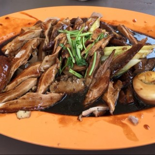 Duck 😋😋😋 -  East Coast Park / 作記鴨飯 . 鴨粥 (East Coast Park)|Singapore