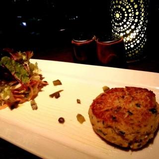 Crab Cake - ใน จากร้านWooloomooloo Prime (尖沙咀)|ฮ่องกง