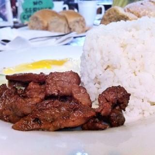 Beef Tapa -  dari Pan de Amerikana Bakers and Restaurant (Marikina) di Marikina |Metro Manila
