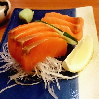 Salmon Sashimi -  dari Sumo Sam (Quezon City) di Quezon City |Metro Manila