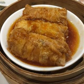 美味燜鮮竹卷 Beancurd Skin Roll with Pork & Shrimp -  Toa Payoh / 添好運 (Toa Payoh)|Singapore