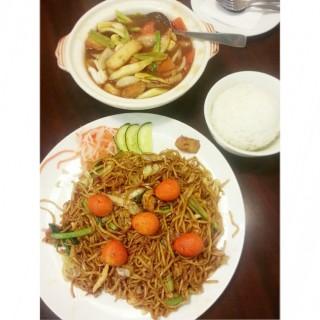 mie ulang tahun - ในSlipi จากร้านRed Bean (Slipi)|Jakarta