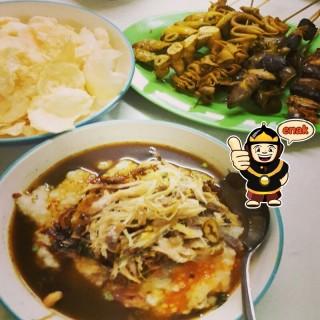 Bubur Ayam -  dari Bubur Ayam Bang Jaya (Kelapa Gading) di Kelapa Gading |Jakarta