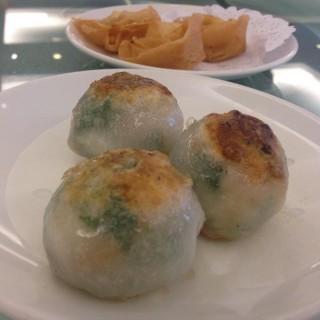 กุ้ยช่ายทอด - Bang Kho Laem's Ah Yat Abalone Forum Restaurant (Bang Kho Laem)|Bangkok