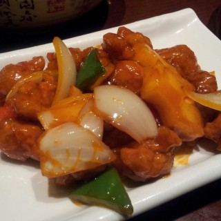 Crispy Sweet and Sour Pork - Slipi's Paradise Dynasty (Slipi)|Jakarta