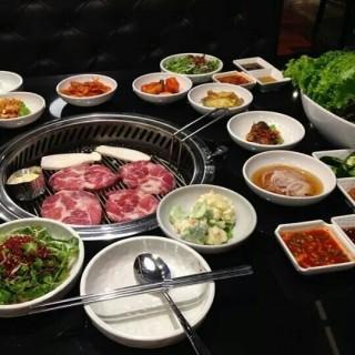 บาร์บีคิว - Khlong Toei's DooRae Korean Restuarant (Khlong Toei)|Bangkok