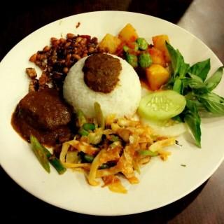 nasi padang rendang - Kalimantan's BASO by Mister Baso (Kalimantan) Other Cities