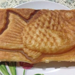 ครัวซองต์ไส้คัสตาร์ด - 位於ปทุมวัน的Croissant Taiyaki (ปทุมวัน)   曼谷