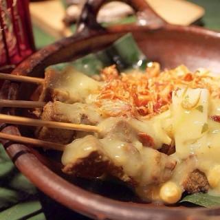 Sate padang - 位於Karet的Saraso Padang Cuisine (Karet) | 雅加達