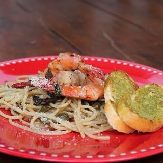 Aglio Olio Pasta -  dari Patheya Restaurant (Kemang) di Kemang |Jakarta