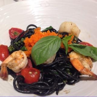 Spaghetti Cha Cha Cha - 位于ปทุมวัน的Another Hound Cafe (ปทุมวัน) | 曼谷