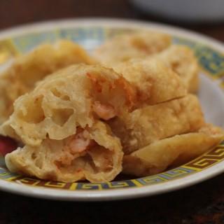 bakso goreng - Green Ville's Bakmi Ayam Alok (Green Ville)|Jakarta
