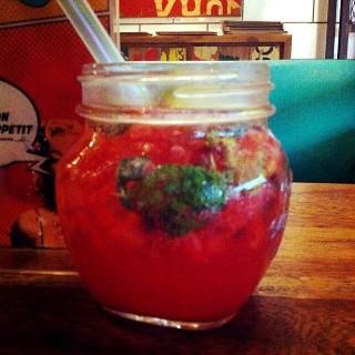 Mojito Strawberry - Cihampelas's Tokyo Connection (Cihampelas)|Bandung