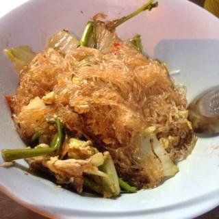 สุกี้แห้งหมู - Pom Prap's Aiem Po Cha Na (Pom Prap)|Bangkok