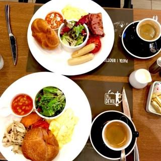 All day breakfast - 位於何文田的The Little Devil (何文田) | 香港