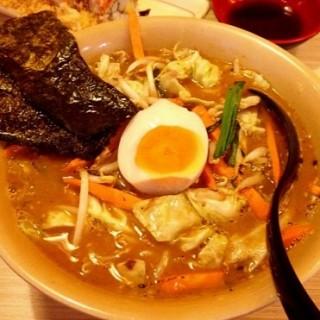 Beef Miso Ramen -  dari Ramen Hachimaki (Slipi) di Slipi |Jakarta