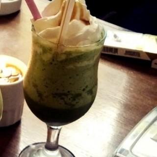 Greentea Caramel Latte - Cihampelas's Tokyo Connection (Cihampelas)|Bandung