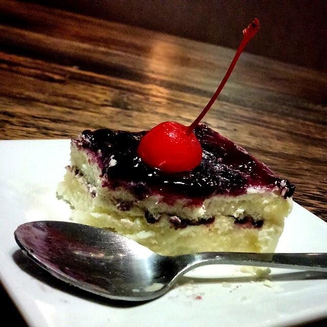 Blueberry Cheese Cake - Cihampelas's Tokyo Connection|Restaurant - Bandung