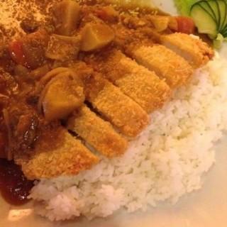 Chicken Curry Rice -  dari Takigawa (Slipi) di  |Jakarta