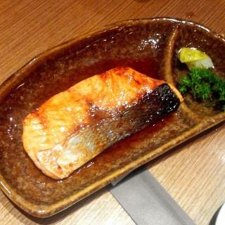 Salmon Teriyaki - Gatot Subroto's Sushi Tei (Gatot Subroto)|Bandung