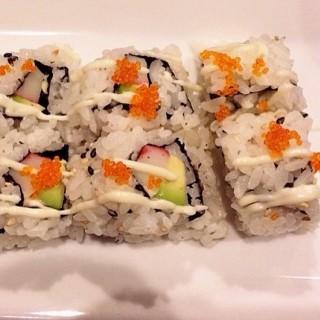 California Roll Sushi -  Sudirman / Fuji Japanese Restaurant (Sudirman)|Jakarta